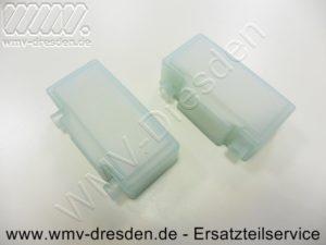 2er-Pack-Entkalker-Kartusche ECKIG