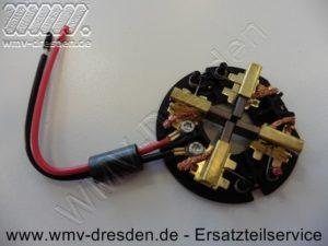 Ersatzteile für AEG-Elektrowerkzeuge, KOHLEBUERSTENPLATTE MIT 4 KOHLEN - (Art.Nr. 4931433300-T01)