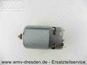 Motor 18 Volt Metabo 317004720