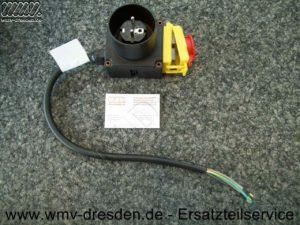 Wechselstromschalter359185für Holzspalter ASP 5,5 / 6N / 6-1050 und Lumag HOS 6 N