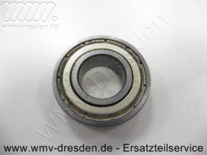 Rillenkugellager374194 metallgedeckelt Typ 6002 Z, Ø32 x Ø15 x 9 mm