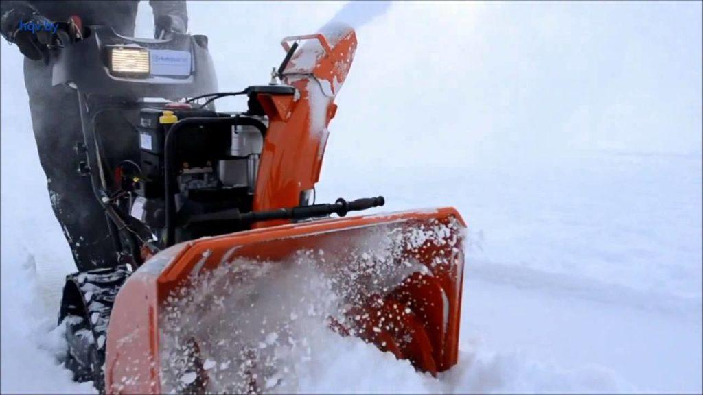 Schneefräse