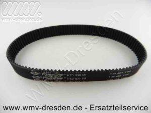 Querrippenriemen / Zahnriemen HTD-330-3M-15 - 330 mm lang, Zahnteilung 3 mm, Breite 15 mm