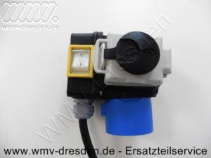 Schalter-Stecker Kombination 02814010003 für Gölz Steintrennmaschine BS 350