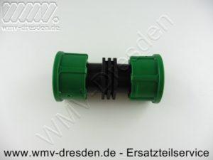 Verbinder 2758-00.900.01 zum Verbinden von Gardena Ventilboxen V3