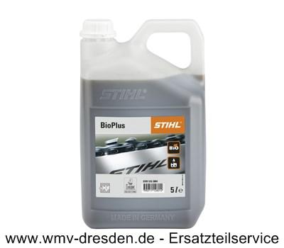 Produkte für Kettensägen - 07815163004 STIHL Haftöl BioPlus 5 Liter