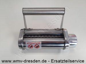 Nudelmaschinenvorsatz für alle Quigg KM 2010 für dicke Nudeln